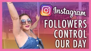 Instagram Followers Control Our Lives