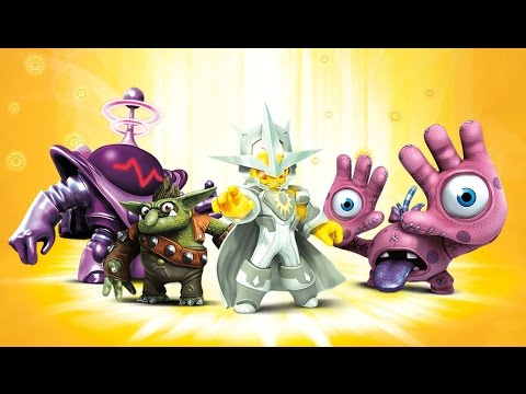 All Light Villains Quests + Evolutions in Skylanders: Trap ...