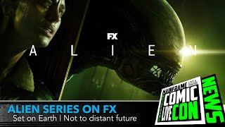Alien Series on FX | Plot Details and Updates
