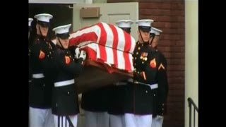 General Carl Mundy Funeral Service, Commandant of the Marine Corps