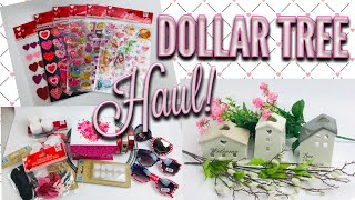 DOLLAR TREE HAUL | Craft Supplies | New Finds | January 23, 2020 | Country Girl
