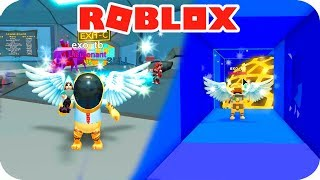 👽 I ARRIVE AT THE CENTER OF A LEVEL 4 PLANET IN ROBLOX 👽