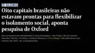 Porto Alegre não estava pronta para relaxar o isolamento social