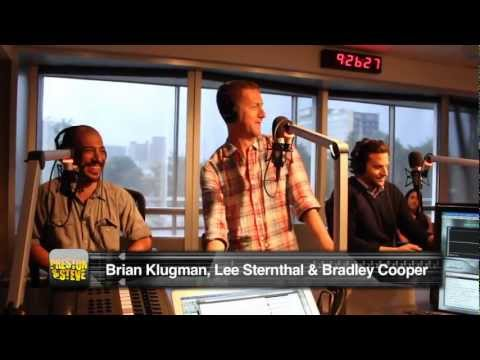 Bradley Cooper, Brian Klugman & Lee Sternthal on the Preston and Steve