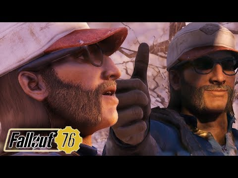 Fallout 76 - Beta Stream