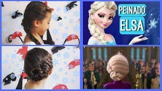Peinados De Elsa Frozen