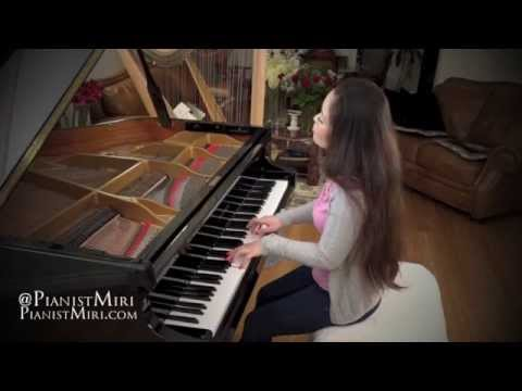 Ariana Grande - Love Me Harder ft. The Weeknd | Piano Cover by Pianistmiri 이미리