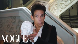 73 Questions With Derek Zoolander | Vogue