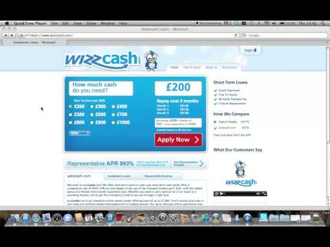 Payday Loans Online Cash Advance from YouTube · High Definition · Duration:  1 minutes 32 seconds  · 382 views · uploaded on 8/16/2014 · uploaded by Payday Loans Cash Advance Online