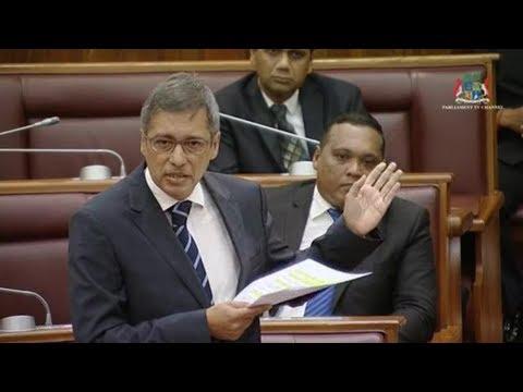 PNQ : Duval attaque sur l'affaire Sobrinho et la commission d'enquête