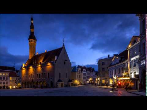 Tallinn Old Town - Timelapse and photos