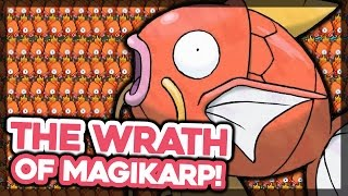 The WRATH of Magikarp (Pokémon Challenge)