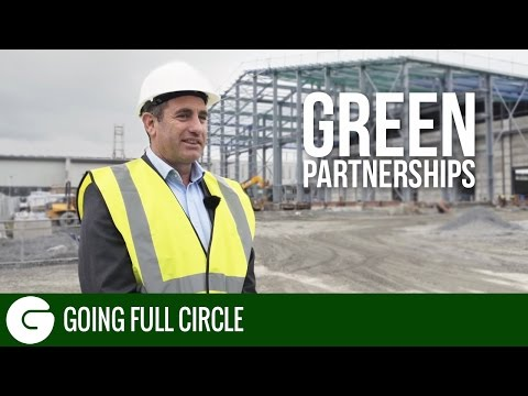Green Partnerships | Going Full Circle
