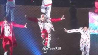 150315 SHINee TOKYO DOME - LUCKY STAR (Taemin Focus)