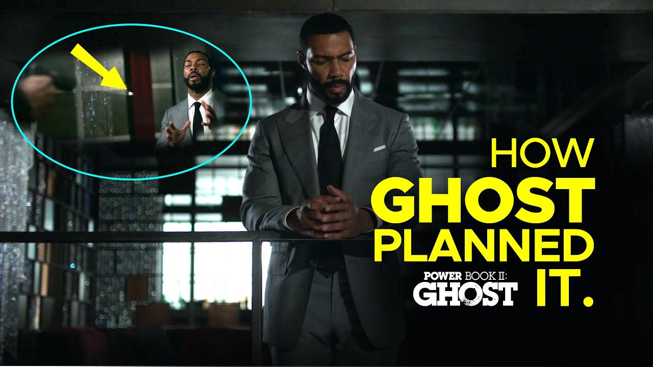 Download POWER BOOK II:  HOW GHOST PLANNED EVERYTHING - What we all Missed in Ghost's Plan.