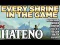 Every Shrine in Hateno - Shrine Hunters - Breath of the Wild | Austin John Plays