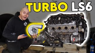 homepage tile video photo for I'm putting a 600HP TURBO LS6 into my 30 year old VOLVO WAGON...