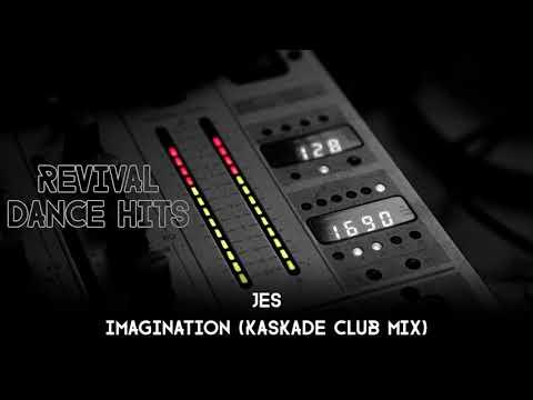 Jes - Imagination (Kaskade Club Mix) [HQ]
