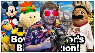 SML Movie: Bowser Junior's Big Vacation! REACTION