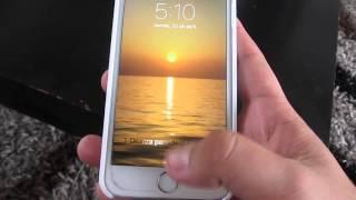 Desbloqueando mi iPhone 6 sin saber la clave utilizando a Siri thumbnail