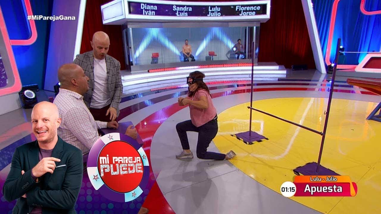 ¡Lulú se rifó el físico con tal de ganar!  | Mi Pareja Puede
