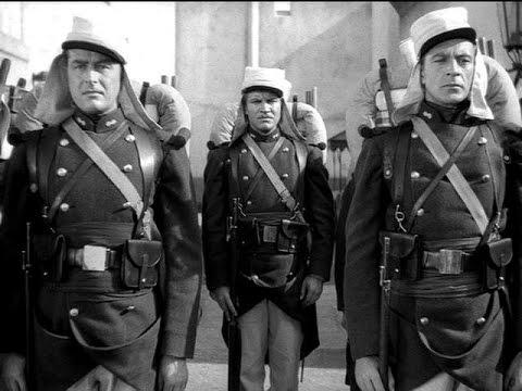 """Beau Geste"" 1939 -  trailer VO"