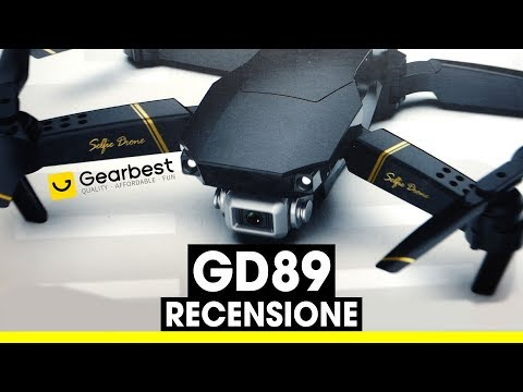 Global Drone GD89