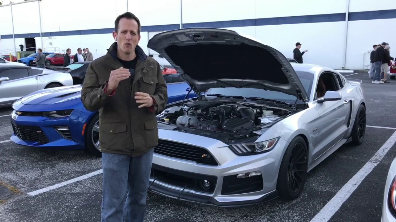 Is This The Best Mustang To Own 2017 Roush P 51 Mustang Raiti S