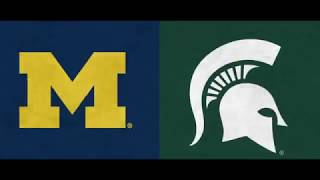 Michigan Football Hype Video: Beat State