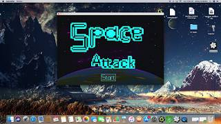 Space Attack Game