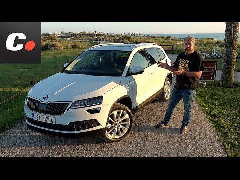 Skoda Karoq 2018 SUV | Primera Prueba / Test / Review en español | coches.net
