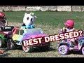 Power Wheels Kids best Dressed At Donnybrook Fair 2017