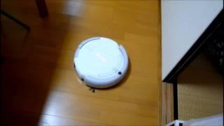Repeat youtube video ニトリの全自動掃除機