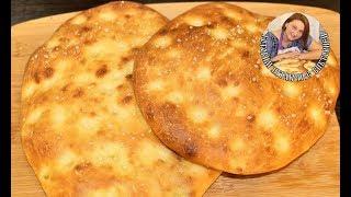 Фокачча на минеральной воде. Итальянский хлеб из дрожжевого теста