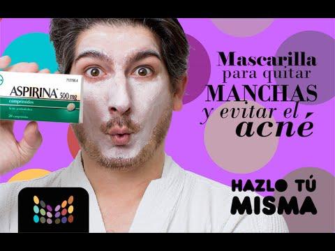 Que usar para quitar las marcas de acne