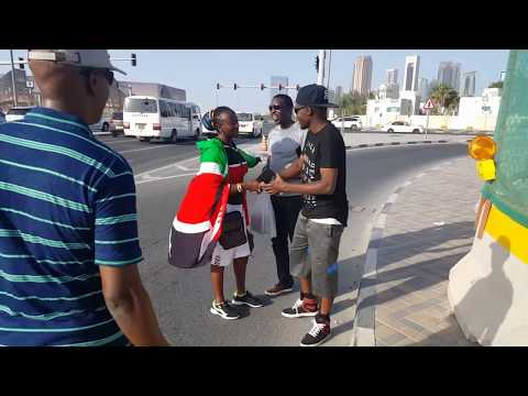 Kenyans in Qatar. part1