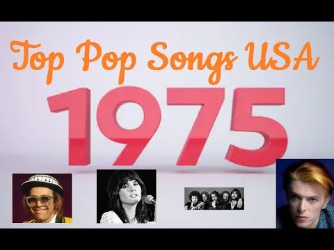 Top Pop Songs USA 1975