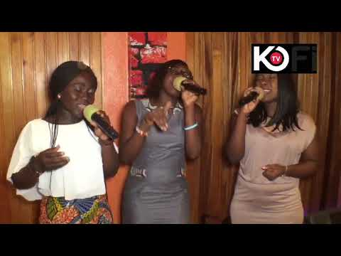 KOFITV LIVE WORSHIP WITH LADY ANN AND SANDY ASARE