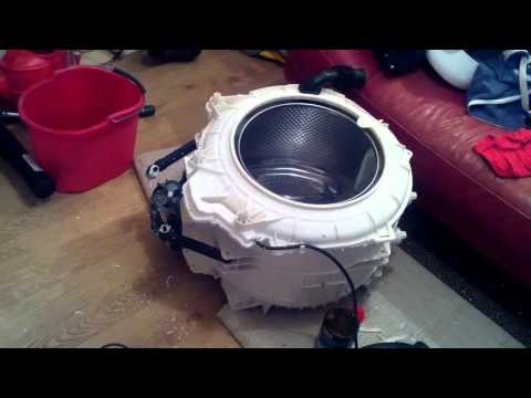 Washing Machine Sealed Tub Bearings Replacement