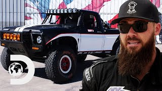 Heavy D Improves His F100 And Races Todd Leduc | Diesel Brothers