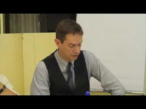 Genève - Eric Roux (EIFRF) - conférence sur la laïcité