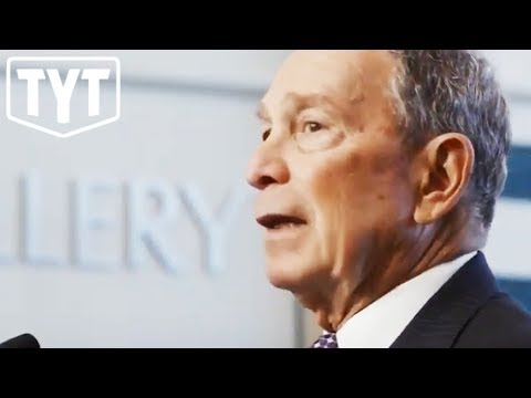 Bloomberg's CRINGY New Campaign Ads