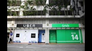 Vì sao Grab và Uber bị chính quyền Singapore phạt 9,5 triệu USD?| VTV24