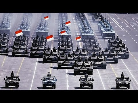 How Powerful is Indonesia? Scary Indonesian Armed Forces 2017