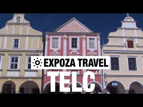 Telc (Czech Republic) Vacation Travel Video Guide