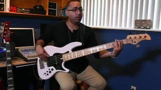 "New York Bass Works Artist Joshua ""Swing"" Lozada interview Part 1"