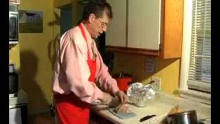The Northwoods Cooking Show/ Navy Bean Soup