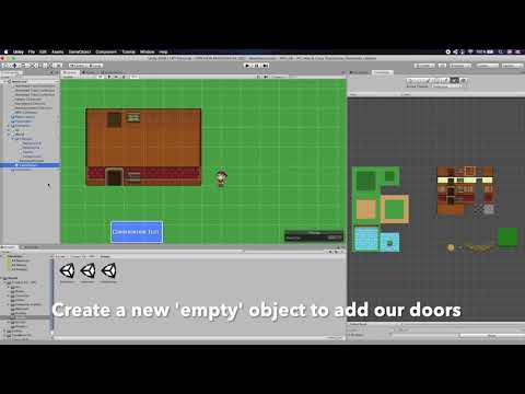 Create Your First RPG With Unity3D And Creators Kit 👾🤖