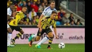 Borussia Dortmund vs Atalanta - Goals & Highlights - Europa League