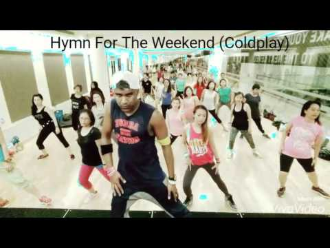 Hymn for the Weekend - Zumba® Cooldown by Clemence